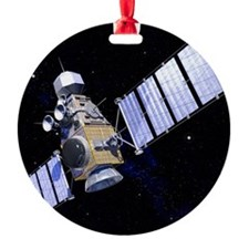 Military satellite Ornament