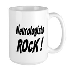 Neurologists Rock ! Mug
