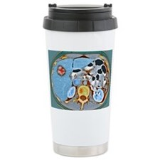 Benign liver tumour Ceramic Travel Mug