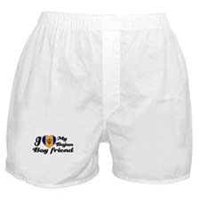 Bajan boy friend Boxer Shorts