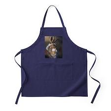 Mountain hare Apron (dark)