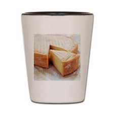Camembert cheese Shot Glass