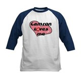camron loves me Tee
