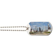 Oil refinery Dog Tags