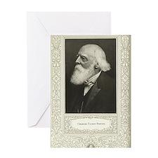 Charles Talbot Porter, US engineer Greeting Card