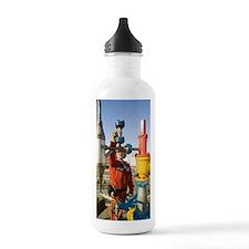 Oil refinery worker Water Bottle