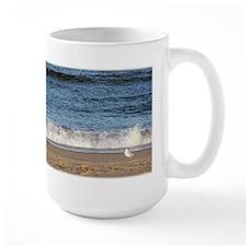 Large Seashore Mug