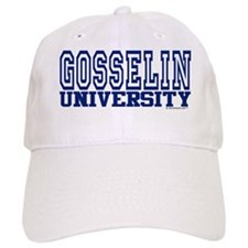 GOSSELIN University Baseball Cap