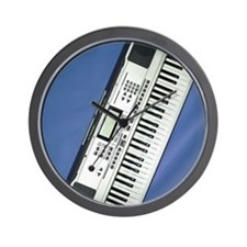 Keyboard Wall Clock