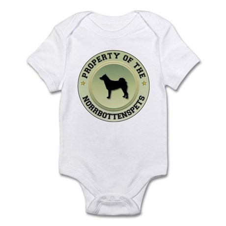 Norrbottenspets Property Infant Bodysuit