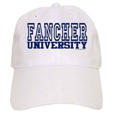 FANCHER University Baseball Cap