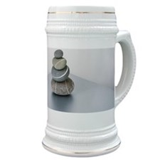 pebbles placed one on top of the other Stein