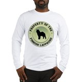 Lapphund Property Long Sleeve T-Shirt