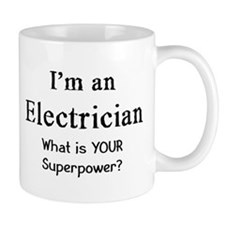 Electrician Small Mug