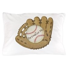 Custom Baseball Pillow Case