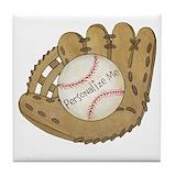Baseball Drink Coasters