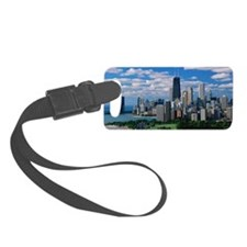 Chicago, Lincoln Park and Divers Luggage Tag