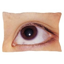 Close-up of eye Pillow Case