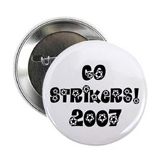"Go Strikers! 2.25"" Button (10 pack)"