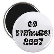 Go Strikers! Magnet