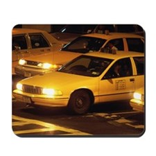 taxis Mousepad