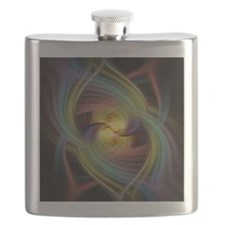 Kaleidoscope Flask