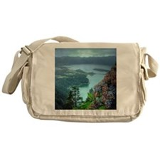Lagoa das Sete Cidades (Lagoon of th Messenger Bag