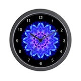Disco Neon Look Wall Clock