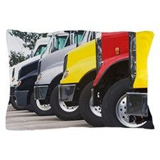 Truck cabs Pillow Case