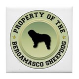 Bergamasco Property Tile Coaster