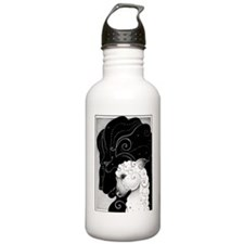LiquidLibrary Water Bottle