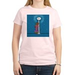 Dachshund Vamp Women's Light T-Shirt