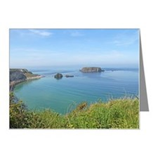 Sea coast Note Cards (Pk of 20)