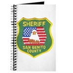 San Benito Sheriff Journal