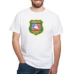 San Benito Sheriff White T-Shirt