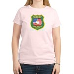 San Benito Sheriff Women's Light T-Shirt