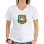 San Benito Sheriff Women's V-Neck T-Shirt