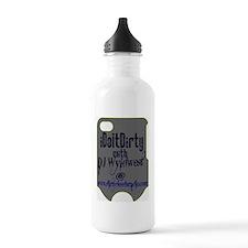 idoitdirty with dj wyl Water Bottle