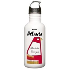 Atlanta_12x12_TheBigCh Water Bottle