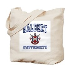 HALBERT University Tote Bag