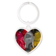 Flamenco dresses for sale at fleema Heart Keychain