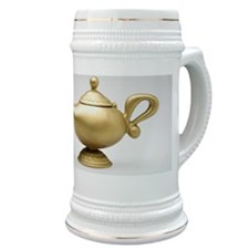Magic lamp Stein