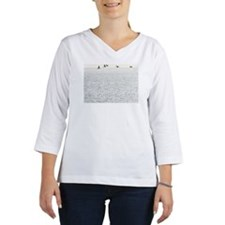 Zen of the landscape Women's Long Sleeve Shirt (3/4 Sleeve)