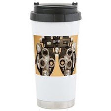 Optometric instrument Ceramic Travel Mug