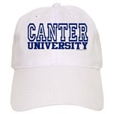 CANTER University Baseball Cap