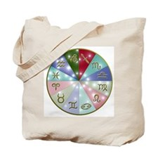 Jewel Chart - Aquarius Tote Bag