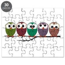 Owls Who Care Puzzle