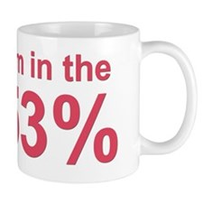 Im in the 53% Mug