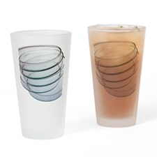 Petri dishes Drinking Glass