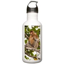 Proboscis monkey Water Bottle